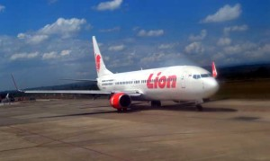 Pesawat Lion Air/Foto: Gamaliel