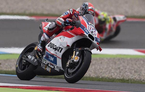 Andrea Dovizioso /Foto: Mirco Lazzari gp/Getty Images