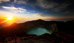 Danau Kelimutu/Foto: Media Indonesia/Ramdani
