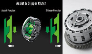 Assist dan Slipper Clutch