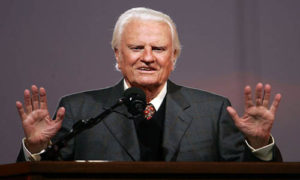 Billy Graham/Copyright: E-News