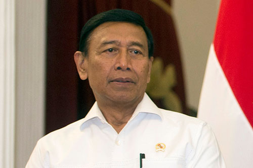 Wiranto/Foto: Media Indonesia