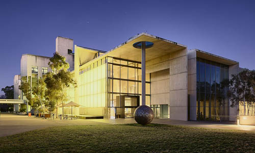 National Gallery of Australia/Source: Wikipedia