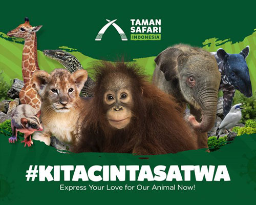 source: Taman Safari Indonesia (TSI) Group